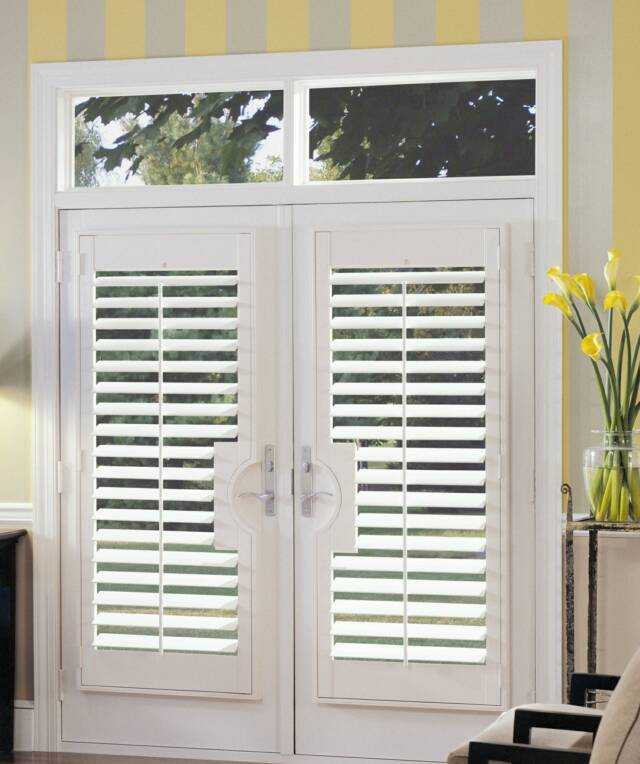 Plantation shutters miami wood plantation shutters miami for Wood doors and shutters