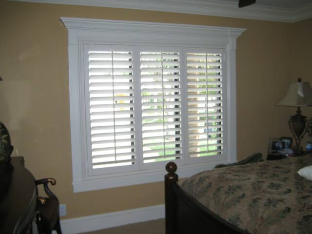 ... Shutters Miami, Poly Plantation Shutters Miami, Regency Shutters And